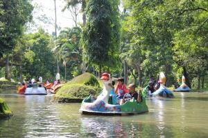 Wahana Air Taman Kyai Langgeng